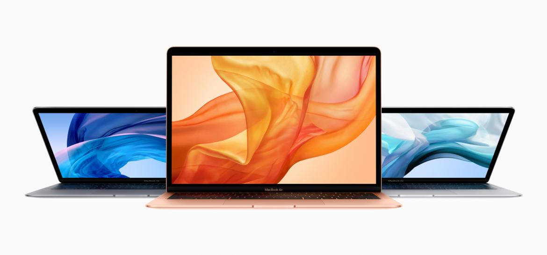 Apple MacBook Air 13 2018 nie posiada dedykowanej karty graficznej, mamy tu zintegrowaną Intel UHD Graphics 617