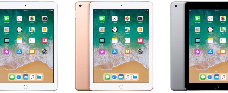 Apple iPad 2018 zapewne będzie gratką zarówno dla użytkowników domowych jak i dla przedsiębiorców