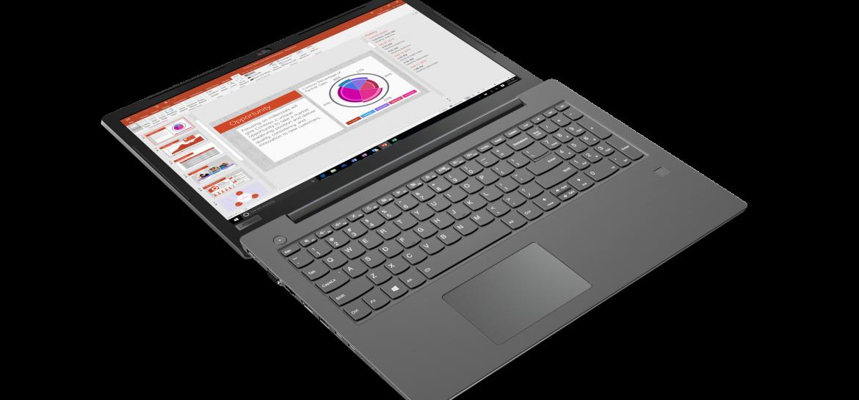 NotebookLenovo V330jest to urządzenie nastawione na pracę biurową, nastawiony na korzystanie z niego dokładnie w celach biznesowych