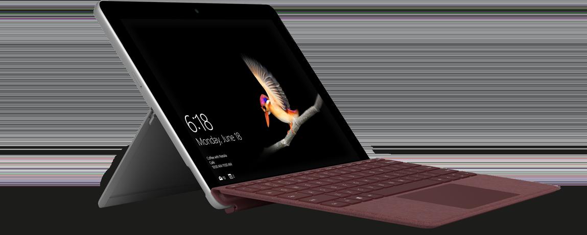 Microsoft Surface Go może zaskoczyć ceną, gdyż najtańszy model kupić można już za nieco ponad 2300 zł, a tej cenie otrzymamy 64 GB pamięci wewnętrznej, procesor Intel 4415Y oraz 4 GB pamięci RAM