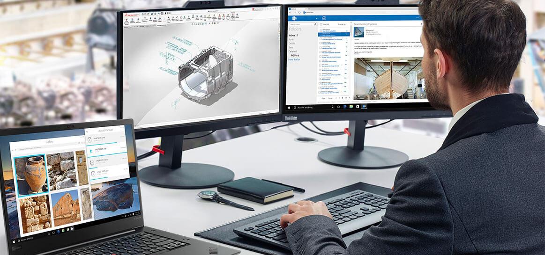 Wydajność PC schowana w miniaturowej obudowie - to stwierdzenie, które dobitnie i adekwatnie opisuje to, co może zaoferować najnowszyLenovo ThinkPad X1 Extreme 2